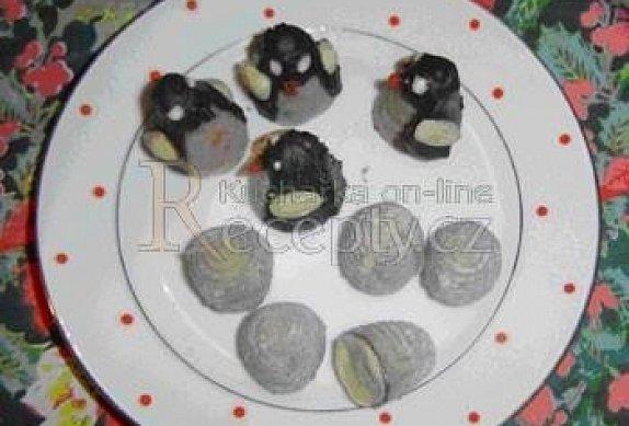 Ořechové úly a tučňáčci