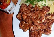Hořčicové řízky - rychle a chutně