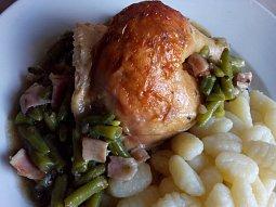 Fazolkové kuře