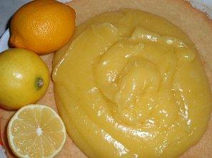 Citronový nebo pomerančový krém - pikantní
