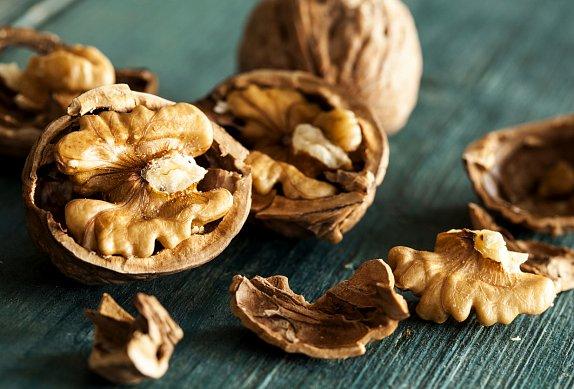 Ořechové řezy