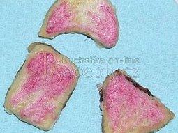 Skořicové sušenky s povidly