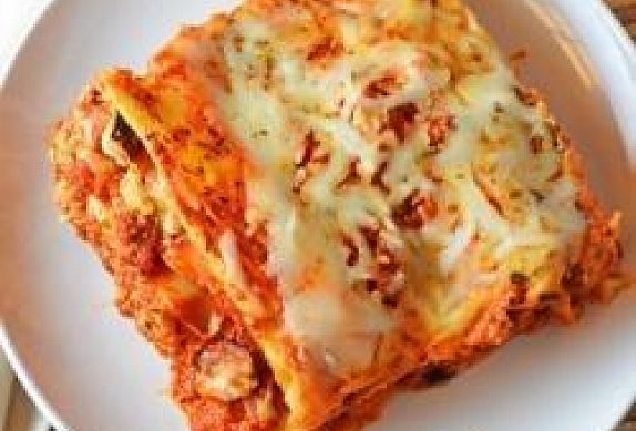 Lasagne bez bešamelu photo-0