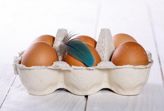 Jarní vajíčková pomazánka