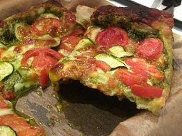 Středozemní pizza - koláč