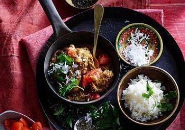 Jak chutná Indie? Rýžové koláčky, čočka i jehněčí maso