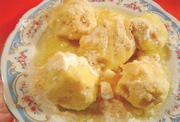 Babiččiny citronové jablkáčky