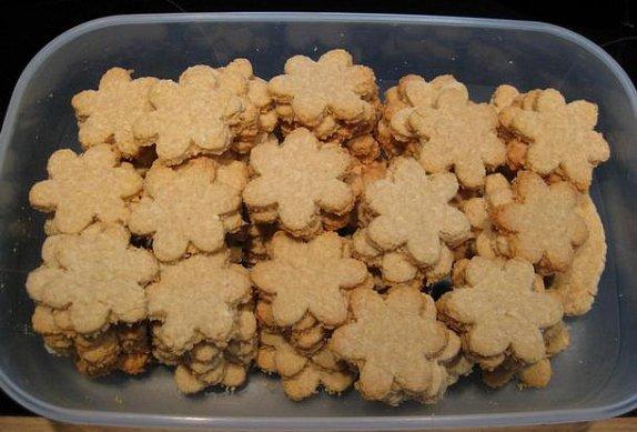 Kokosové vánoční cukroví photo-0