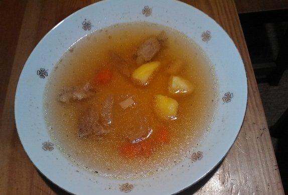 Kyselá polévka od Kolína