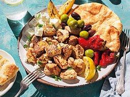 Marinované řecké kuře