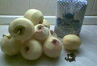 Rychlý jablkový kompot