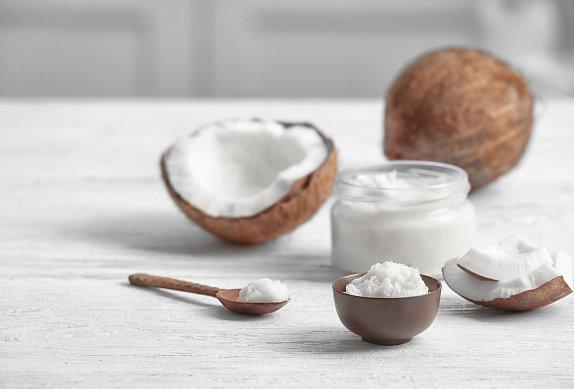 Kokosové cukroví s čokoládou