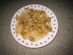 Vegeteriánská čína