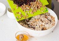 Hrušková granola