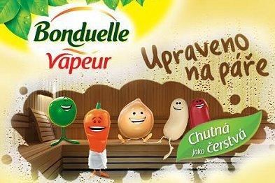 Bonduelle Vapeur - zelenina na páře!