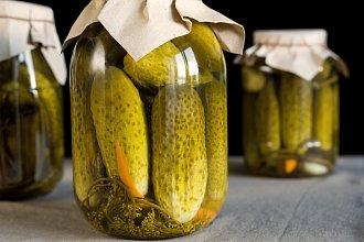 Recept na zavařování okurek – postup přípravy, suroviny a více variant receptu