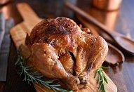 Poctivé pečené kuře