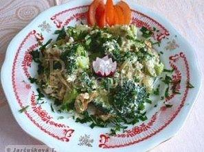 Zeleninová smaženice s vločkami