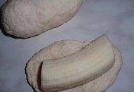 Banánové knedlíky