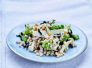 Pohankový salát s tofu