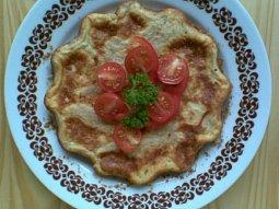 Zapečené vaječné toasty