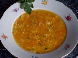 Milionová (desetiminutová) polévka