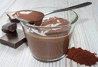 Čokoládová tofu pěna