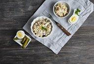Bramborový salát s cibulí
