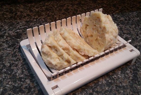 Houskové knedlíky bez kynutí - výborné a jednoduché