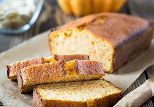 Makový chlebíček s pomerančovou kůrou