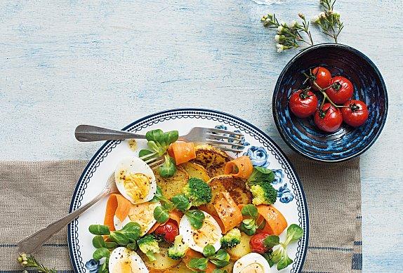 Sedlácký salát