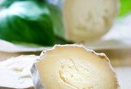 Galetka s batáty a kozím sýrem