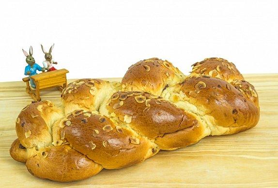 Židovská sváteční chala