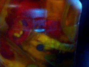 Nakládaný chilli-hermelín pro tvrďáky
