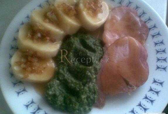 Bramborové knedlíky ze studených brambor