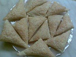 Silvestrovské sušenky
