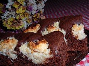 "Čokoládový koláč ""kokoska"""