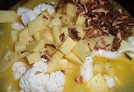 Květáková bramboračka