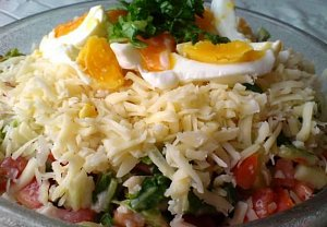Jihofrancouzský salát