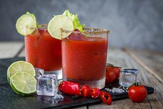 Recept na Bloody Marry – postup přípravy, suroviny a více variant receptu