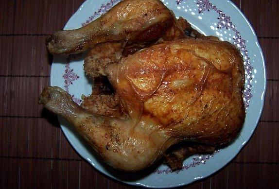 Fritované kuře II.