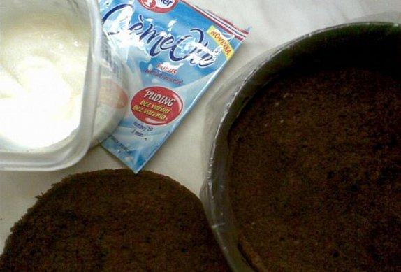 Kokosový dort - výborný a snadný