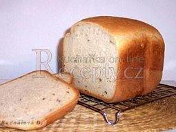 Chléb s bramborovou kaší