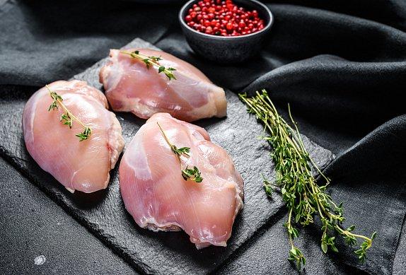 Kuře na paprice