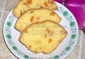 Meruňkový chlebíček