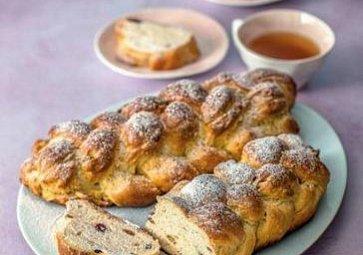 Ochutnejte tradiční vánoční pečivo z kynutého těsta