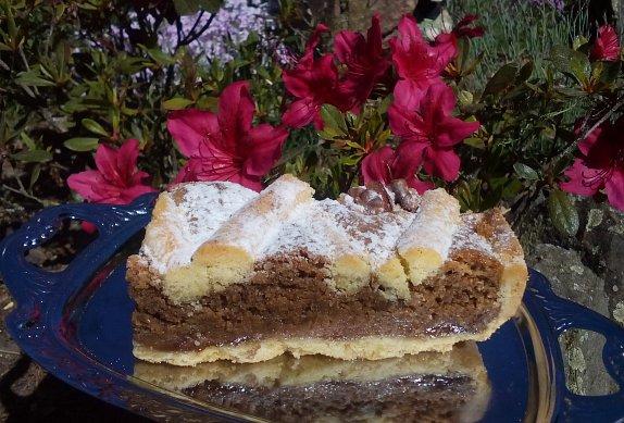 Ořechový koláč od Lidušky photo-0