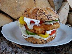 Rybí burgery
