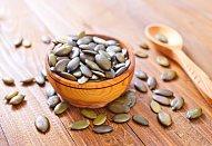 Semínkové krekry s rozmarýnem