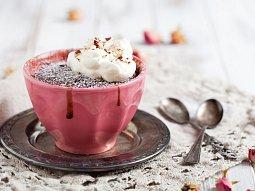 Čokoládový mug cake bez mouky